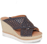 Kenneth Cole Gentle Souls by Gentle Souls Signature Colleen Wedge Sandal