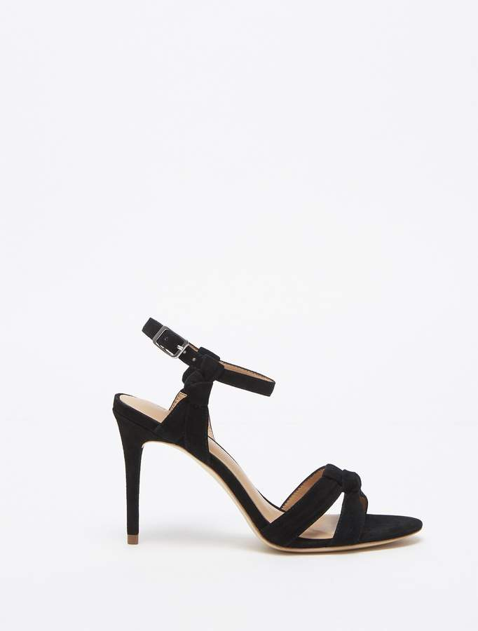 Halston Melanie Ankle Strap Heel