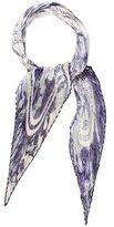 Hermes Brides de Gala en Finesse Silk Plissé Scarf