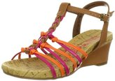 Kenneth Cole Reaction Swirl Up Wedge Sandal (Little Kid/Big Kid)