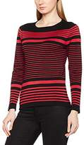 Betty Barclay Women's Knitted 1/1 Sleeve Jumper
