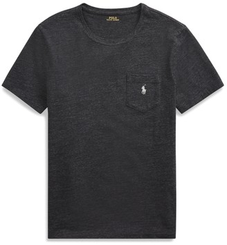 Ralph Lauren Custom Slim Fit Pocket Tee