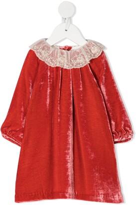 Bonpoint Velvet Party Dress
