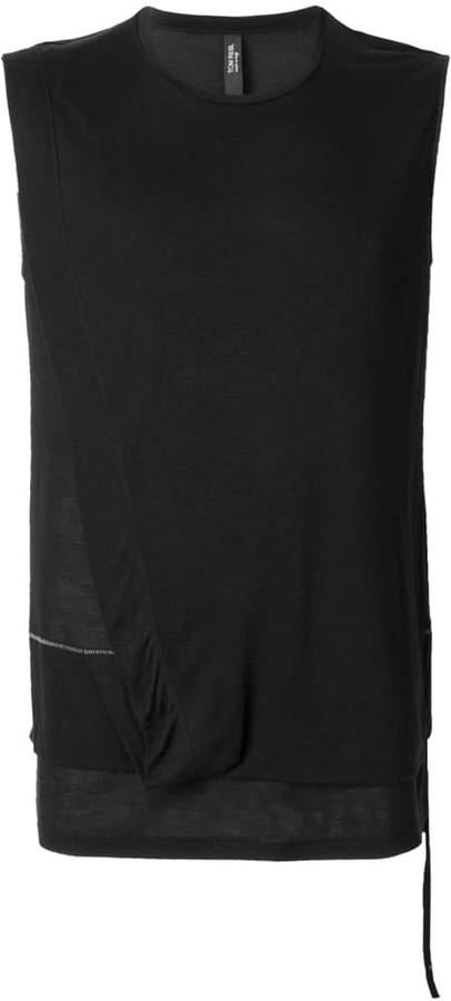 Tom Rebl クルーネックTシャツ