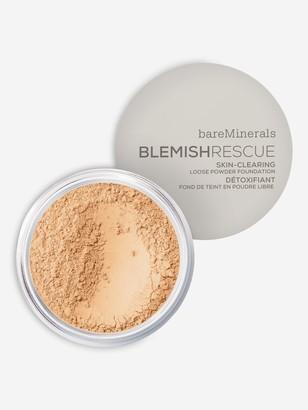 bareMinerals BlemishRescue Skin-Clearing Loose Powder Foundation