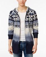 American Rag Men's Fishtail Zip-Up Hoodie, Created for Macy's