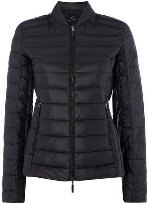 Armani Exchange Nylon Down Jacket
