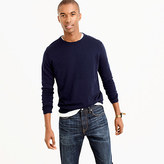 J.Crew Tall cotton-cashmere crewneck sweater