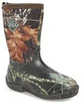 The Original Muck Boot Company Boy's 'Rover Ii' Waterproof Boot