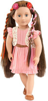 Our Generation Parker brunette Hair Grow Doll