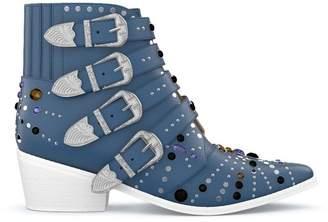Toga Pulla Customisable AJ006 Elvis boots