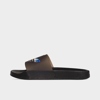 adidas Men's Adilette Lite Pride Slide Sandals