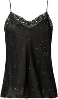 Isabela Capeto silk embroidered top