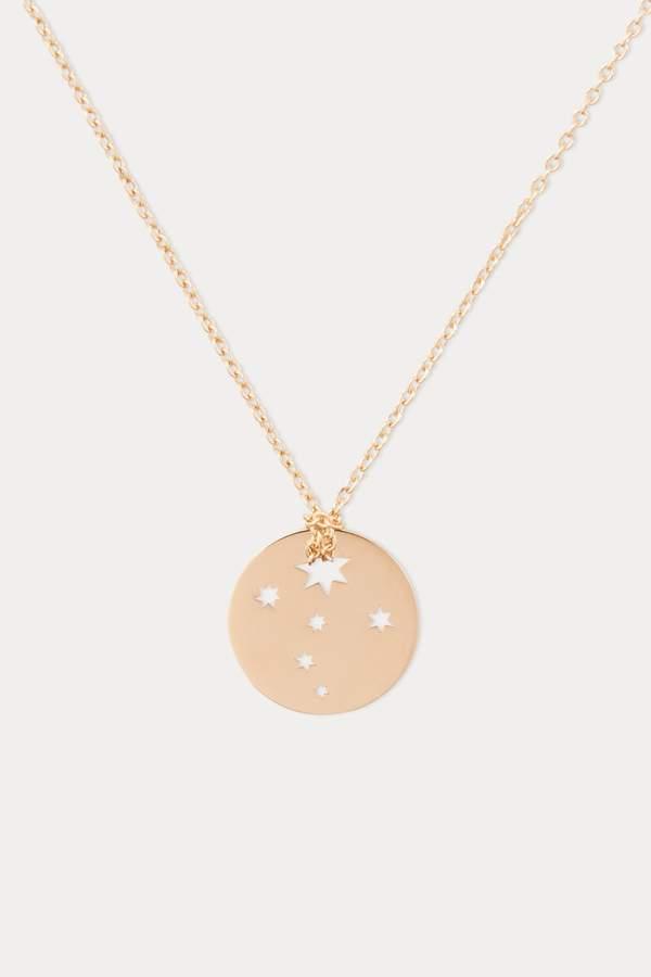 ginette_ny Mini Milky Way necklace