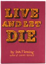 Olympia Le-Tan Live And Let Die book clutch