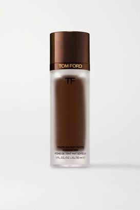 Tom Ford Traceless Soft Matte Foundation - 12.5 Walnut, 30ml