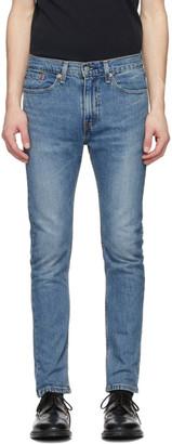 Levi's Levis Blue 510 Skinny-Fit Jeans