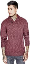 GUESS Factory Men's Atlas Marled Sweater