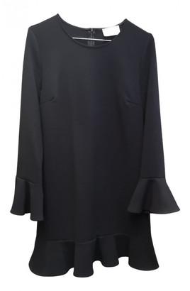 Vicolo Black Cotton Dresses