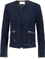 Sandro Véronique crepe jacket