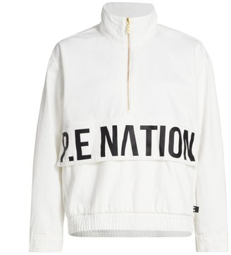 P.E Nation 1967 Half-Zip Sweatshirt