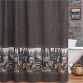 Asstd National Brand Whitetail Dreams Shower Curtain