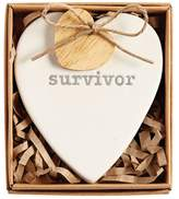 Mud Pie Survivor Ornament