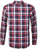 Gant Regular Tech Prep Plain Dobby Shirt