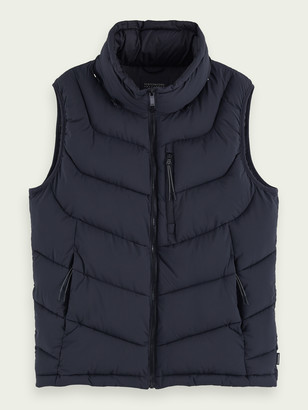Scotch & Soda Quilted vest | Men