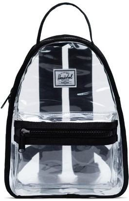 Herschel Mini Nova Clear Backpack