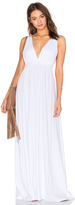 Bobi Supreme Jersey Maxi Tank Dress