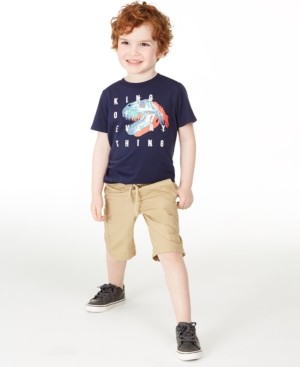 Epic Threads Little Boys King T-Shirt, Created for Macy's