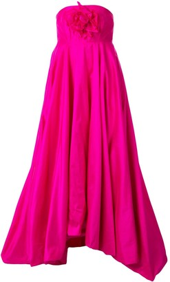 Bambah High Low Ballgown