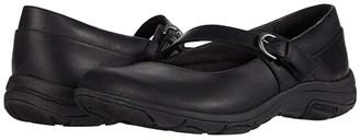 Merrell Dassie Erin Mary Jane Leather (Black) Women's Shoes