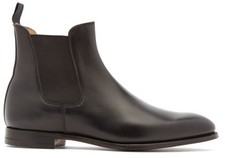 Crockett Jones Crockett & Jones - Bonnie Leather Chelsea Boots - Black