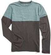Tucker + Tate Boy's Colorblock Stripe T-Shirt