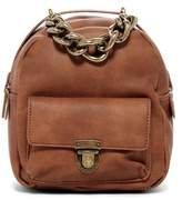 Deux Lux Roma Chain Mini Backpack