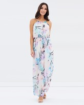 Dorothy Perkins Floral Chain Maxi Dress