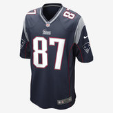 Nike NFL New England Patriots Game Jersey (Rob Gronkowski) Kids' Football Jersey