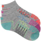New Balance Bright Performance No Show Socks - 3 Pack - Women's