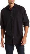James Campbell La Cita Long Sleeve Woven Shirt
