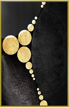 Jonathan Bass Studio Moons And Gold Gold Leaf