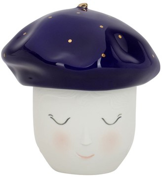 Lladro Lane Beret Porcelain Box