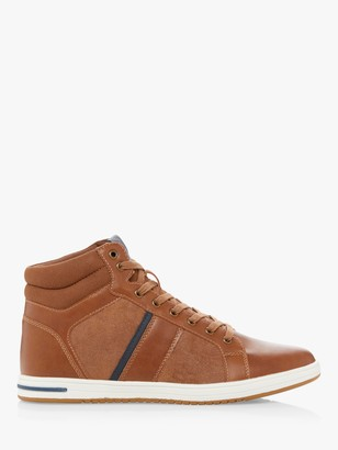 Dune Voyage High Top Trainers