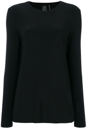 Norma Kamali Round Neck Sweater