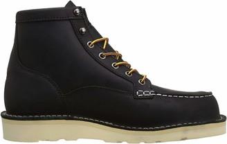 """Danner Men's 15568 Bull Run Moc Toe 6"""" Work Boot"""