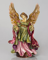 Jay Strongwater Adoring Angel Figurine