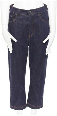 Fendi Blue Denim - Jeans Jeans