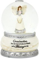 Element Pavilion Gift Company 82337 Grandmother 100mm Musical Water Globe and Figurine