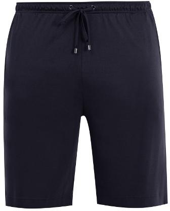 Zimmerli Cotton-blend jersey pyjama shorts